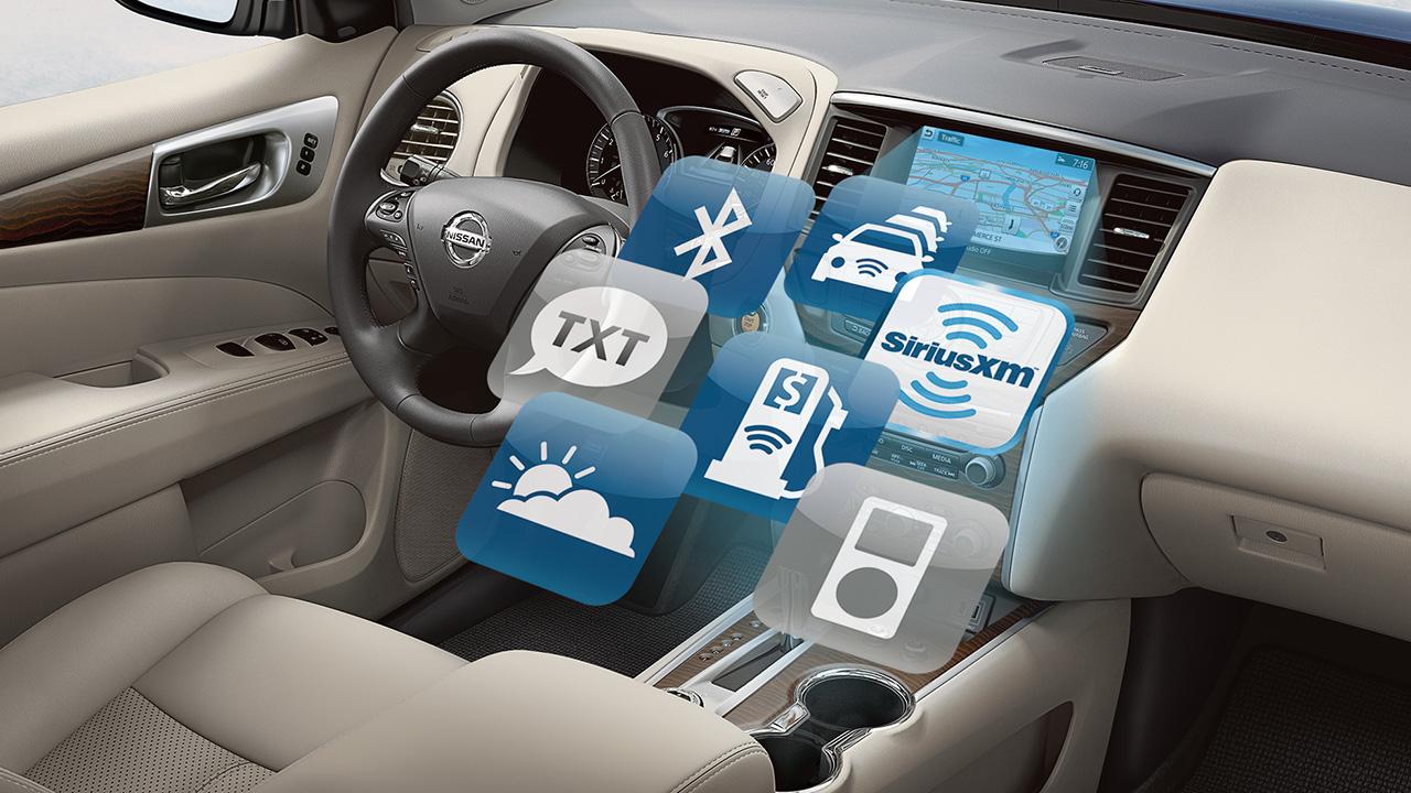 New 2018 Nissan Pathfinder Model Info In Dealership County Dealership Name
